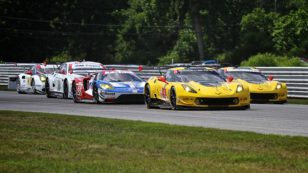 Lime Rock Park: Short Track Showdown