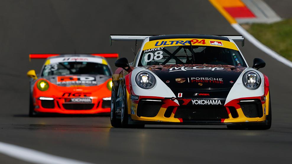 Watkins Glen 2017 Porsche GT3 Cup Challenge USA by Yokohama Broadcast