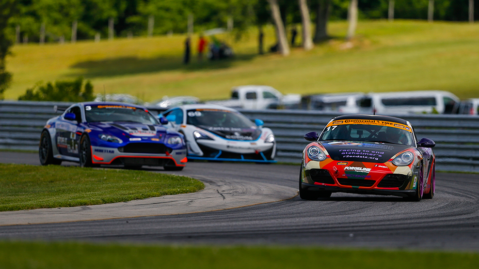 2017 Lime Rock Park 120 Broadcast
