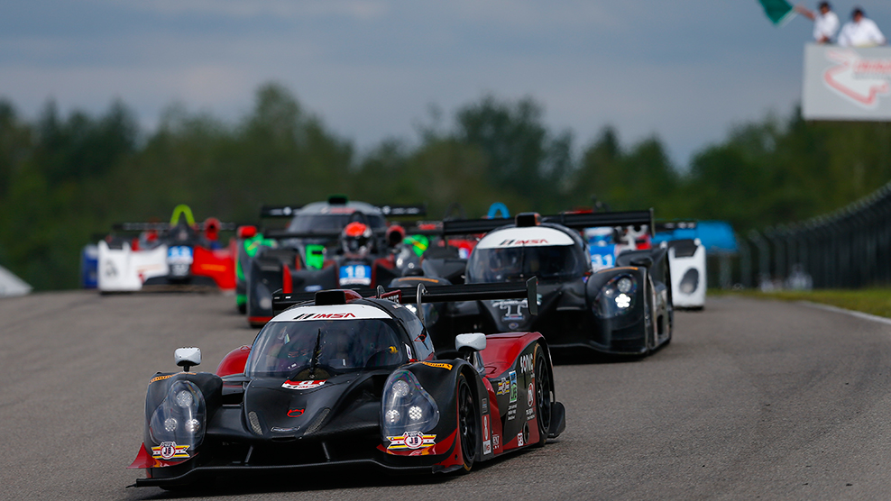 Canadian Tire Motorsport Park 2017 IMSA Prototype Challenge presented by Mazda Broadcast