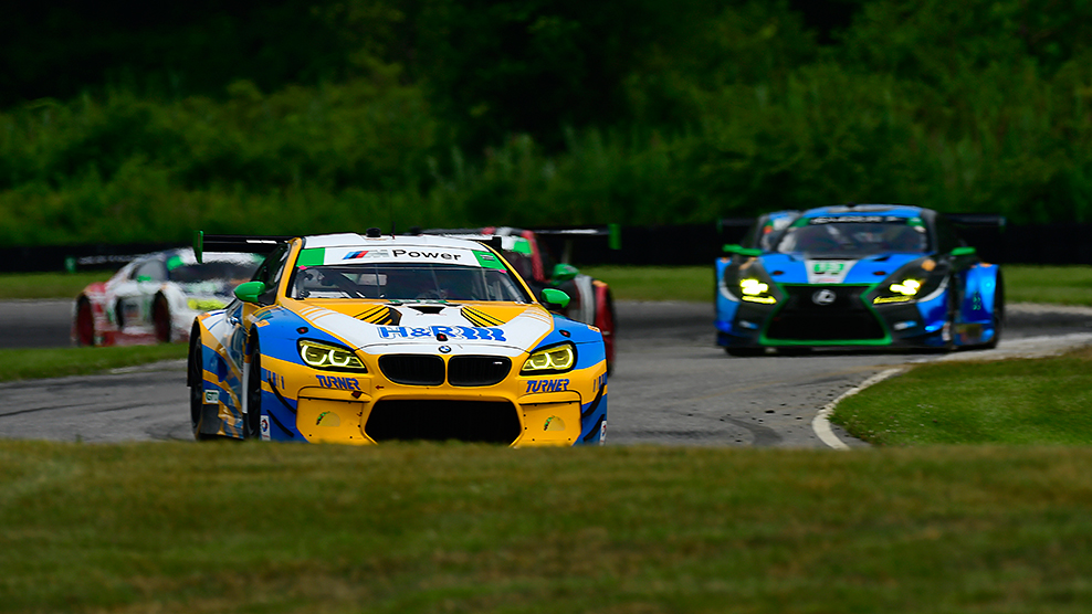 VIR Preview: GT Teams Try to Weave Their Way to a Victory