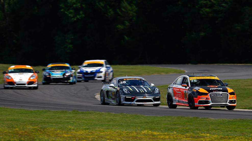 2017 Biscuitville Grand Prix Broadcast