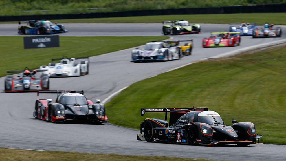 Lime Rock Park 2017 IMSA Prototype Challenge presented by Mazda Broadcast