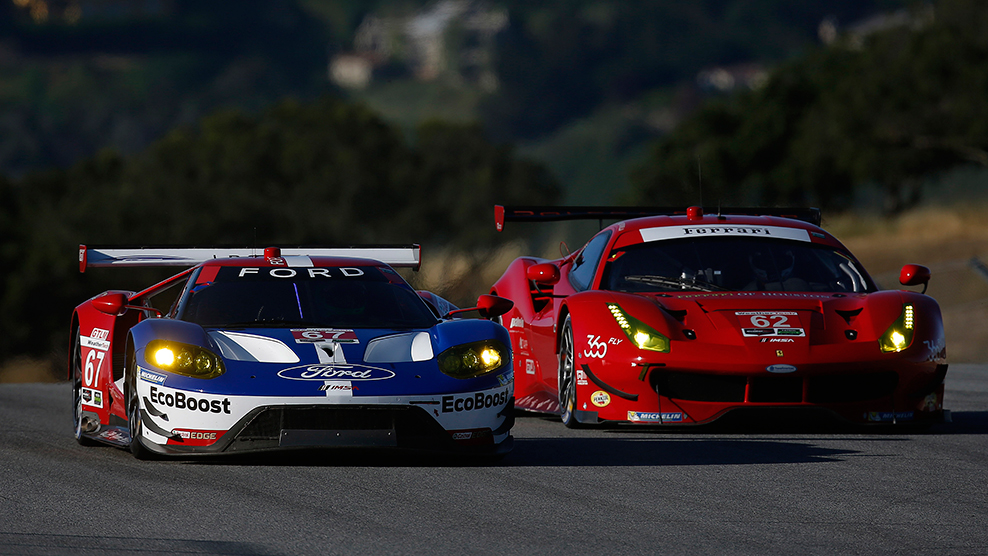 Mazda Raceway Laguna Seca Preview: Teams Head West to Try and Strike Gold