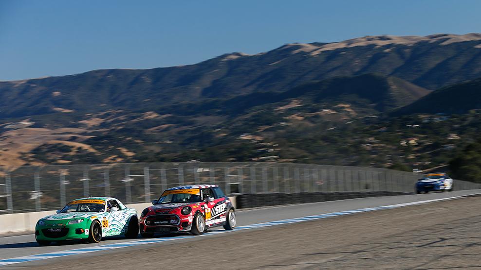 2017 Mazda Raceway Laguna Seca 240 Broadcast