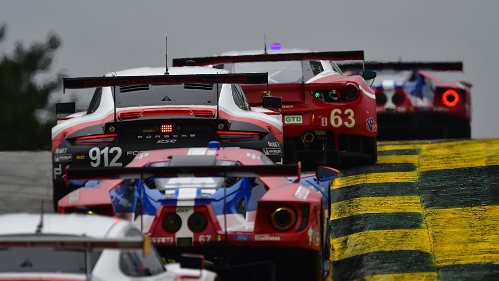 2017 Motul Petit Le Mans Broadcast - Part 1