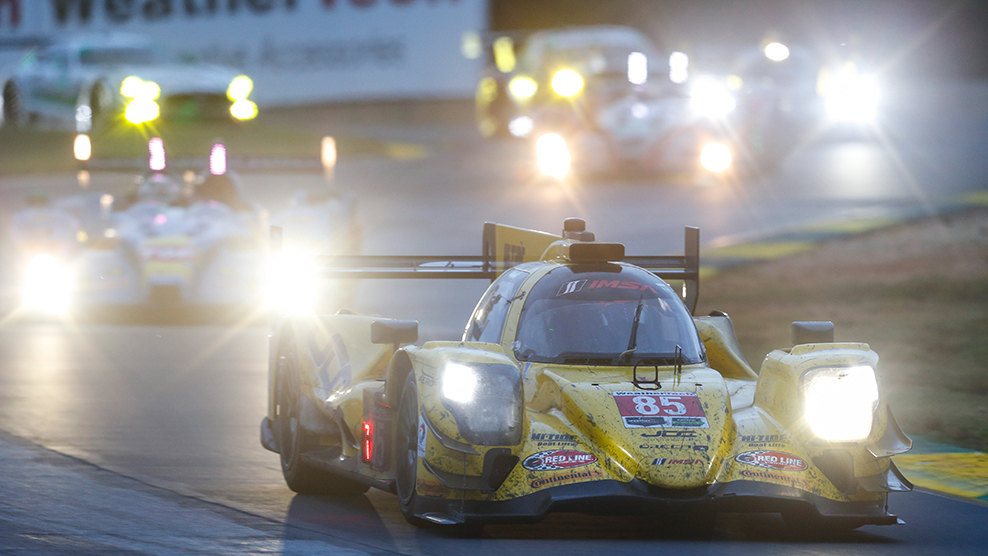 2017 Motul Petit Le Mans Broadcast - Part 2