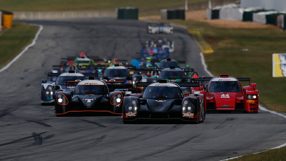 Road Atlanta 2017 IMSA Prototype Challenge Presented by Mazda