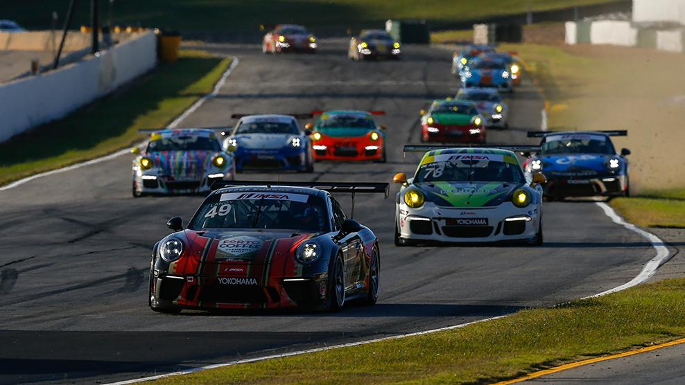 Road Atlanta 2017 Porsche GT3 Cup Challenge USA by Yokohama