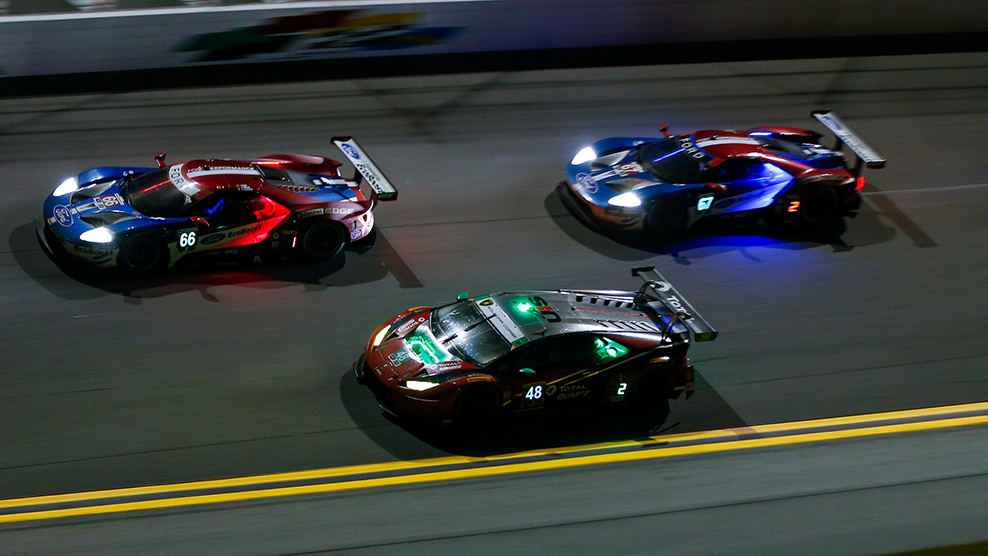 Part 3 - 2018 Rolex 24 At Daytona