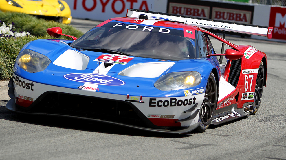 IMSA Heads West for a Wild Long Beach Shootout