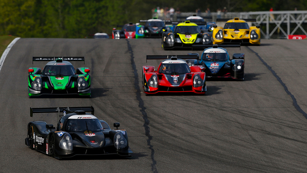 Barber 2018 IMSA Prototype Challenge Presented by Mazda Broadcast