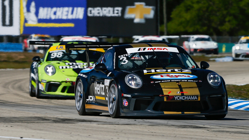 Sebring 2018 Porsche GT3 Cup Challenge USA by Yokohama Broadcast