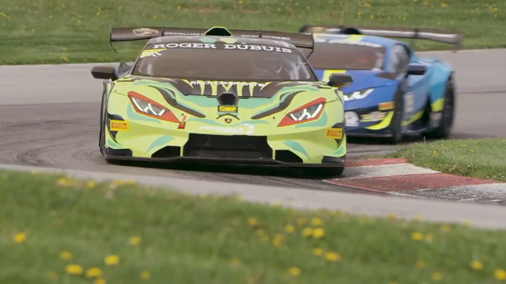 Sights and Sounds: 2018 Lamborghini Super Trofeo at Mid-Ohio Sports Car Course