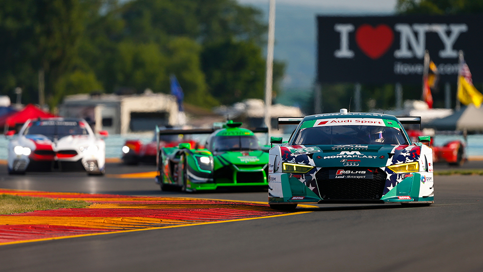 Sights and Sounds: 2018 Sahlen's Six Hours of The Glen