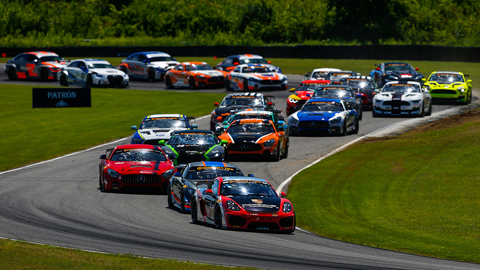 2018 Lime Rock Park 120 Race Broadcast
