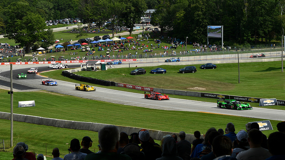 Four Miles of Speed: IMSA Readies for Road America