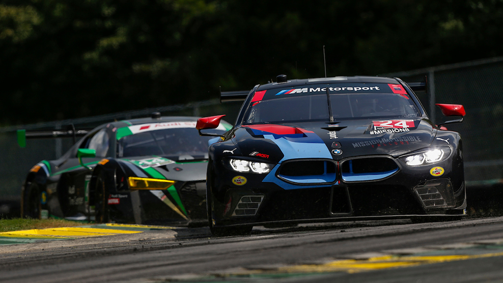 Sights and Sounds: 2018 Michelin GT Challenge at VIR