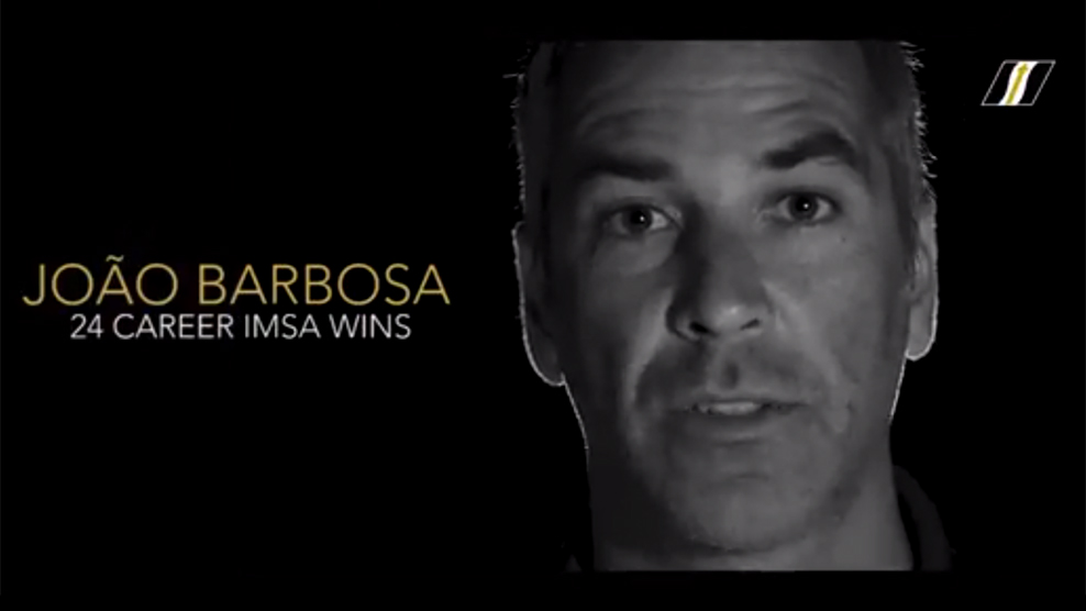 The IMSA 50th Anniversary Celebration - Episode Eight / Joao Barbosa Part 2