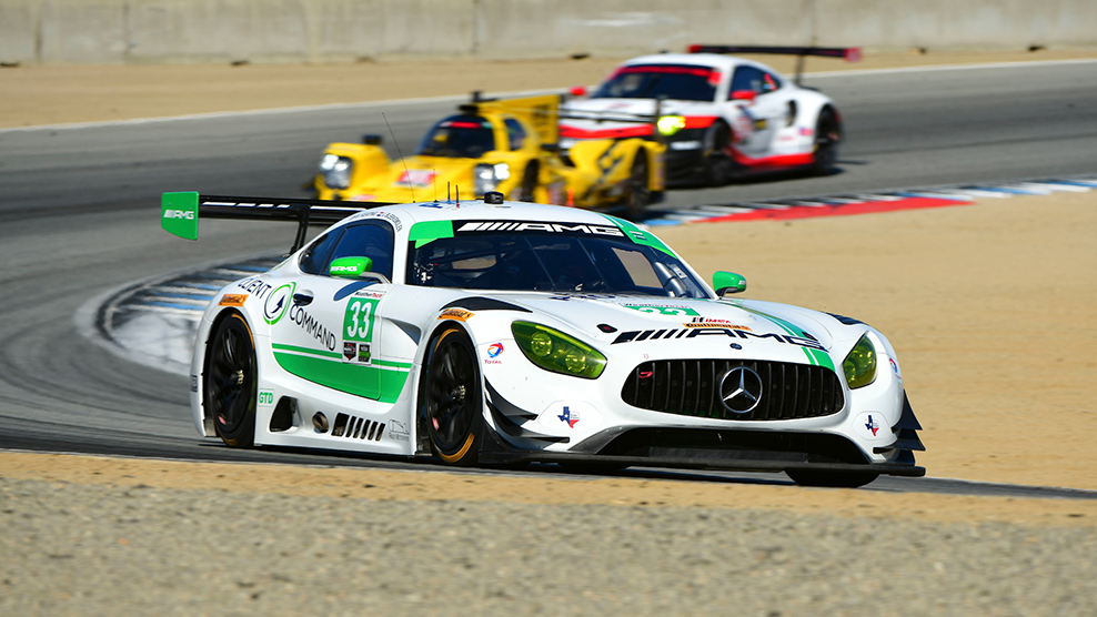 The Chase for All Important Championship Points On The Line In Monterey