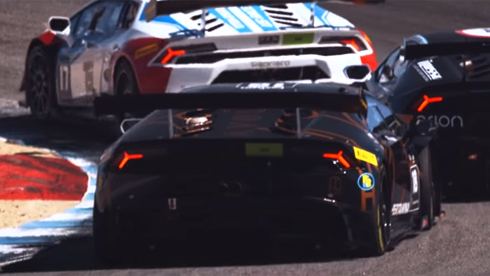 Up Next: 2018 Lamborghini Super Trofeo North America at WeatherTech Raceway Laguna Seca