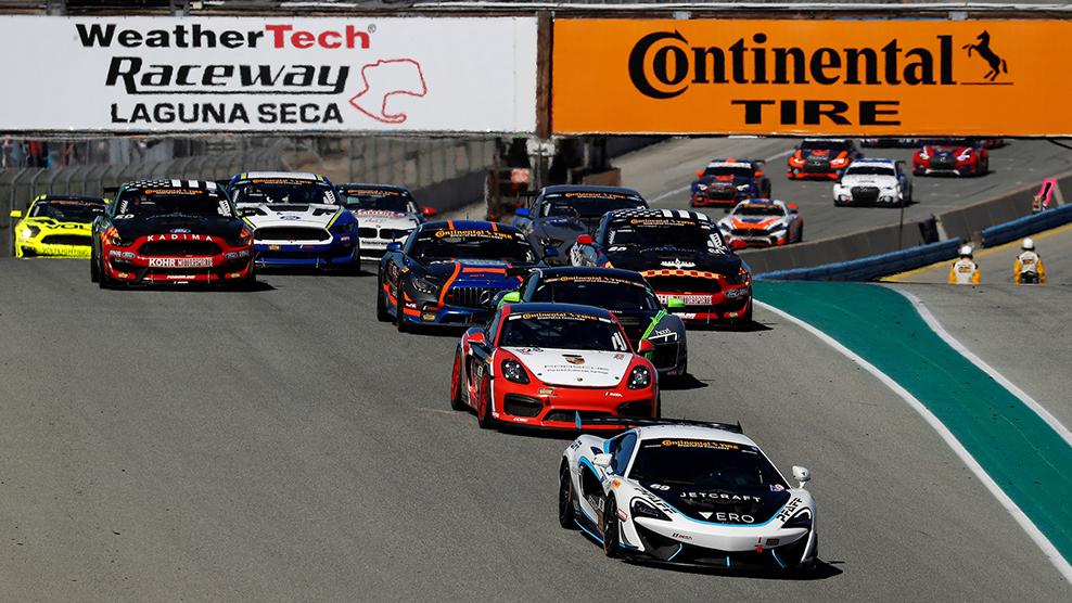 2018 WeatherTech Raceway Laguna Seca 120