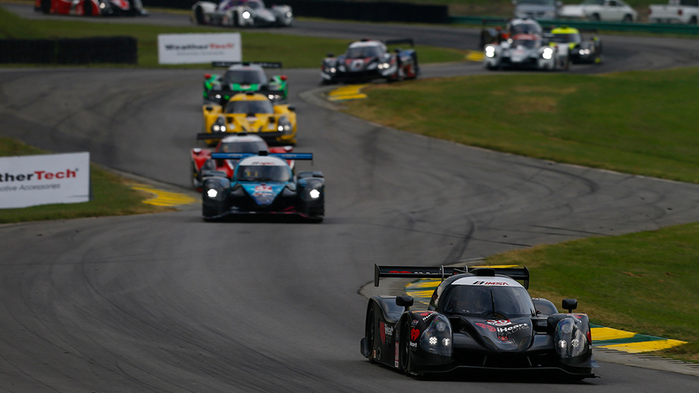 VIRginia International Raceway 2018 IMSA Prototype Challenge Presented by Mazda Broadcast