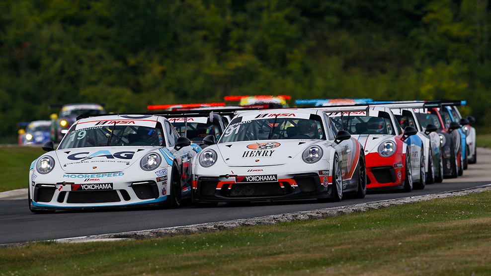 2018 Road America Porsche GT3 Cup Challenge USA by Yokohama Broadcast