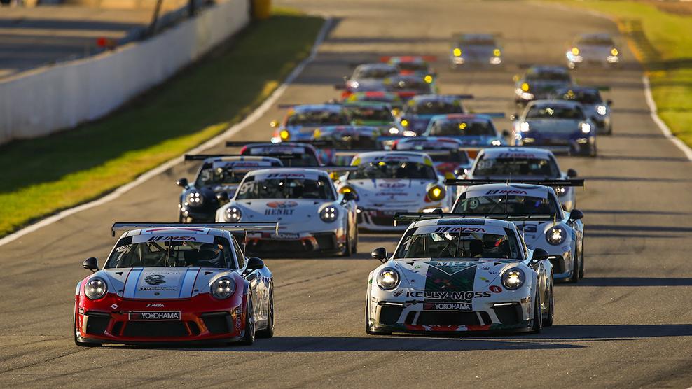 2018 Road Atlanta Porsche GT3 Cup Challenge USA by Yokohama