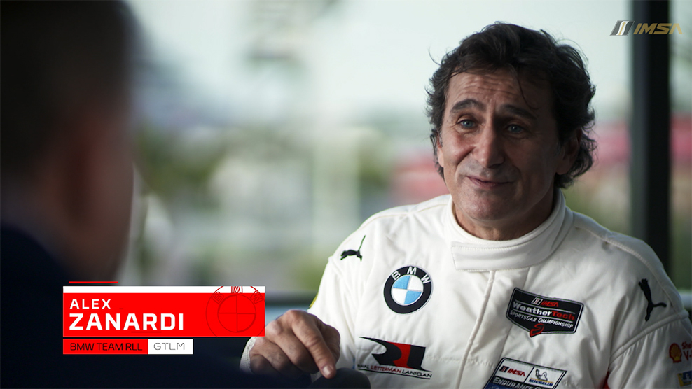 Alex Zanardi Looks To Conquer Rolex 24 At Daytona