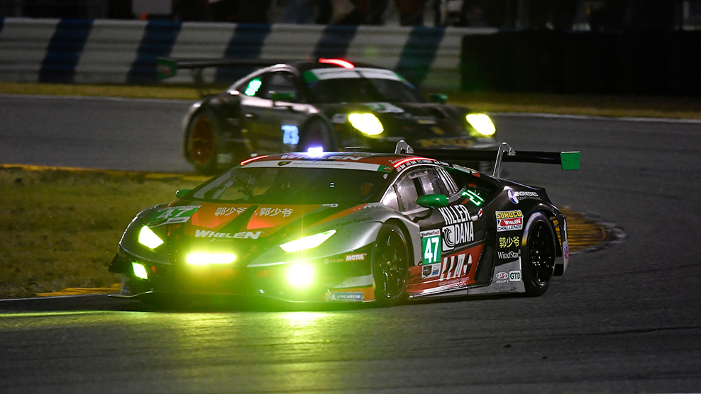 Part 3 - 2019 Rolex 24 At Daytona Race Broadcast