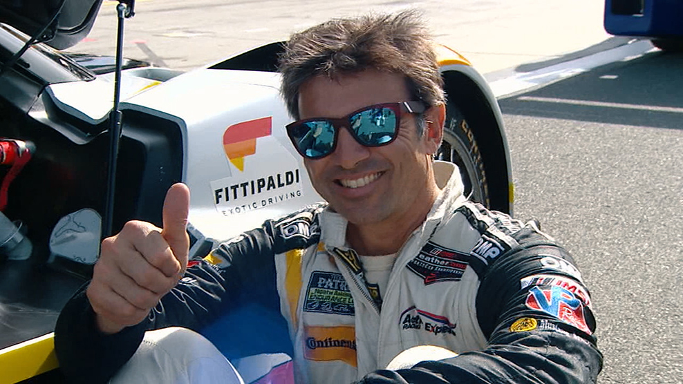 Christian Fittipaldi Retires From Racing