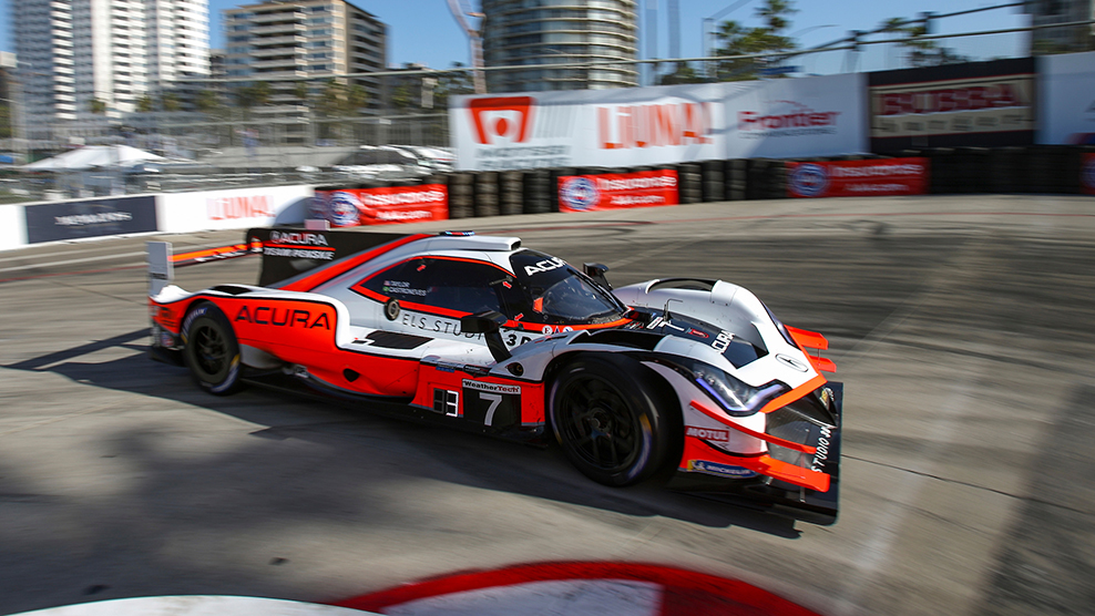 2019 BUBBA burger Sports Car Grand Prix at Long Beach Qualifying