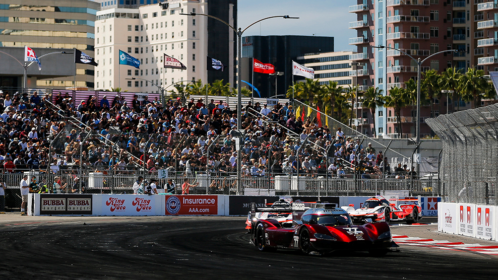 2019 BUBBA burger Sports Car Grand Prix at Long Beach Race Broadcast