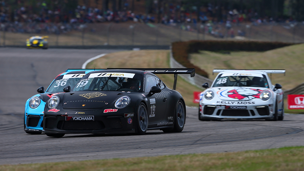 2019 Porsche GT3 Cup Challenge USA by Yokohama at Barber Motorsports Park Race Broadcast