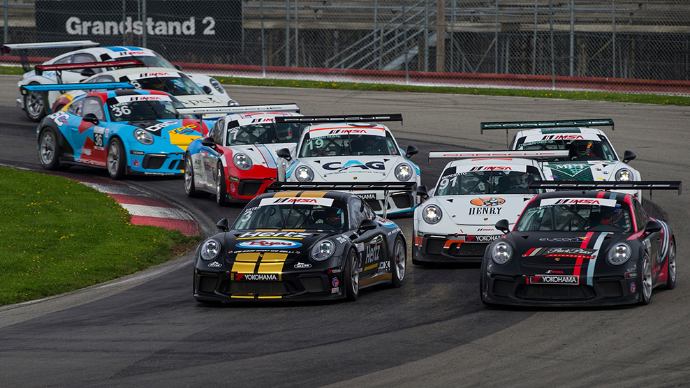 Porsche GT3 Cup Challenge USA by Yokohama: Mid-Ohio Preview