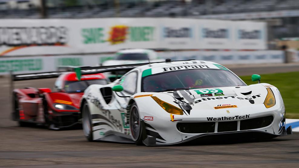 IMSA: Ready to Sprint in the Motor City
