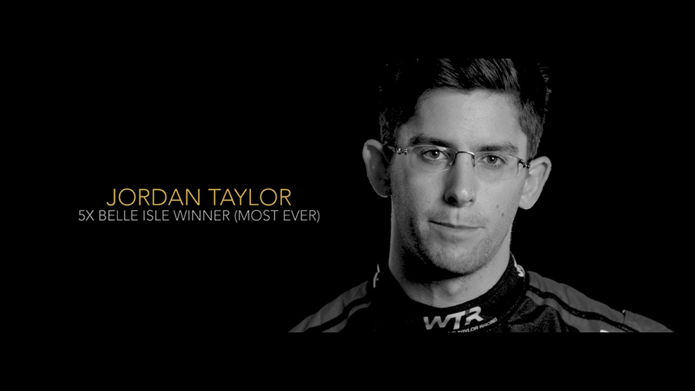 The IMSA 50th Anniversary Celebration - Episode 15 / Jordan Taylor