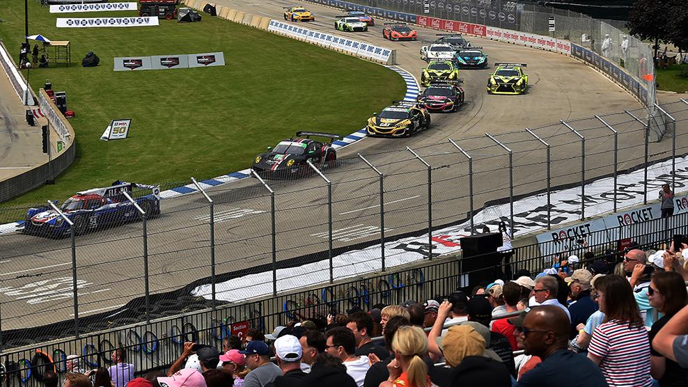 2019 Chevrolet Sports Car Classic Race Broadcast