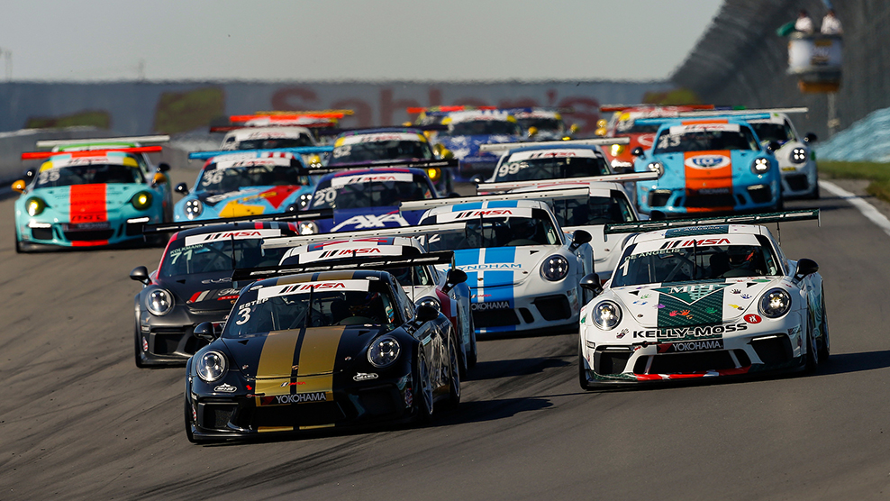 Porsche GT3 Cup Challenge USA By Yokohama: Watkins Glen Preview