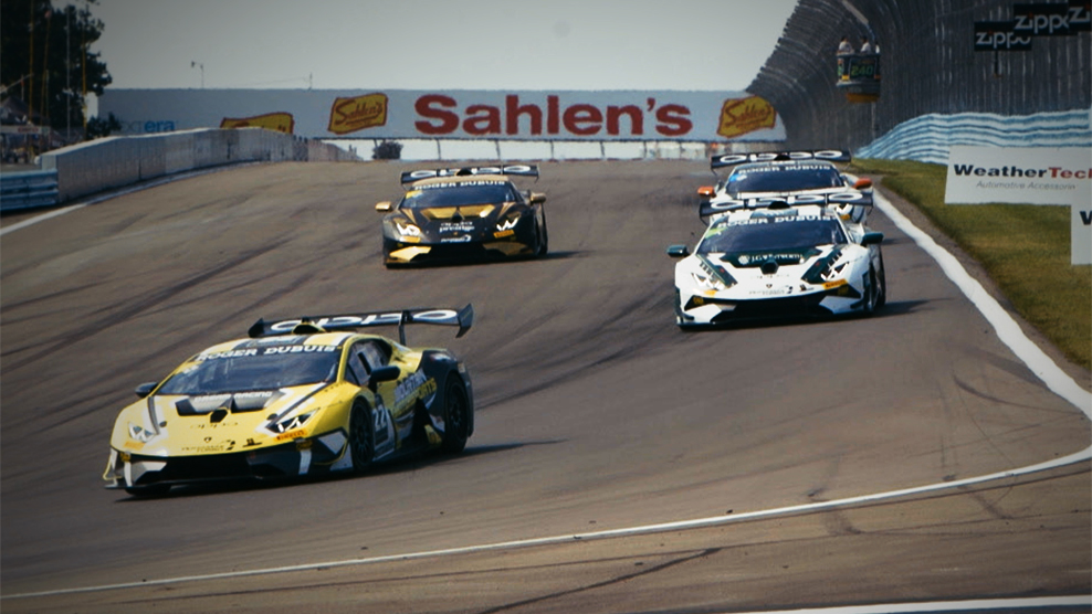 Sights And Sounds: 2019 Lamborghini Super Trofeo North America At Watkins Glen