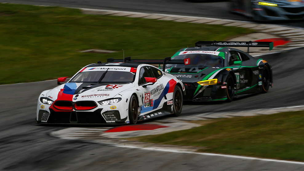 Race Preview: GT Action Comes To Lime Rock Park