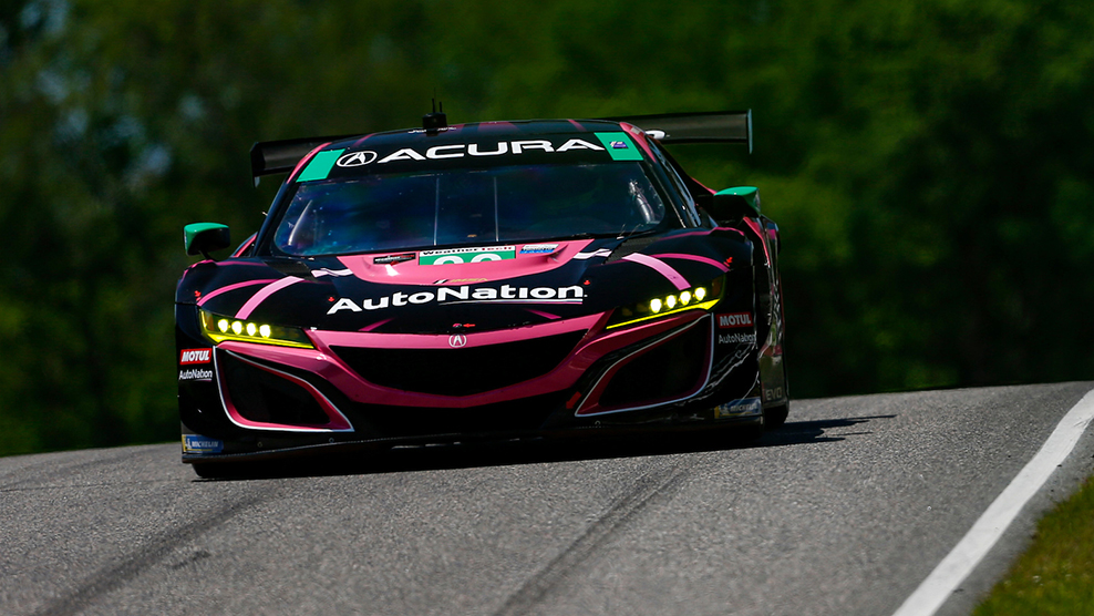 2019 Northeast Grand Prix at Lime Rock Park Qualifying