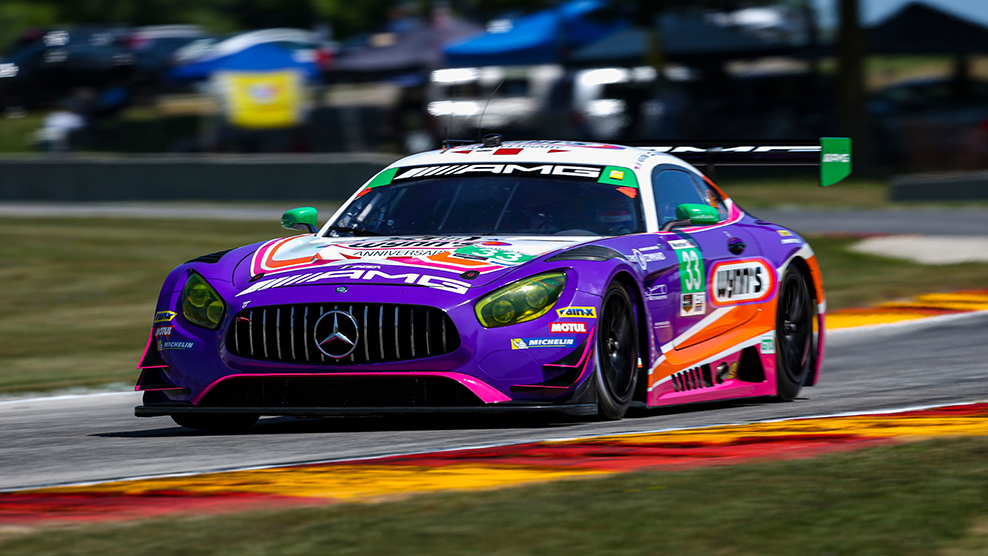 2019 IMSA Road Race Showcase At Road America Qualifying