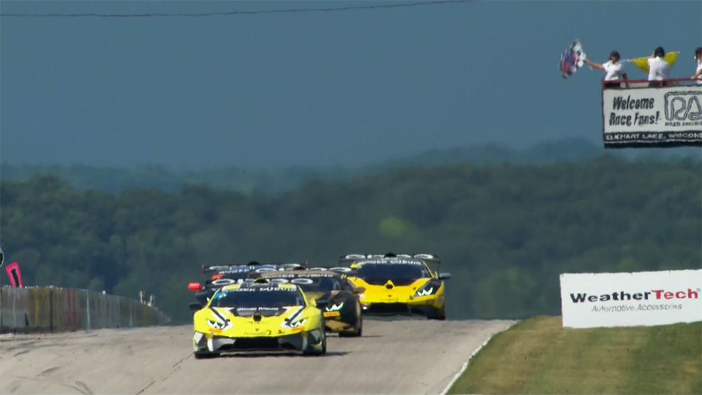 Sights And Sounds: 2019 Lamborghini Super Trofeo North America At Road America