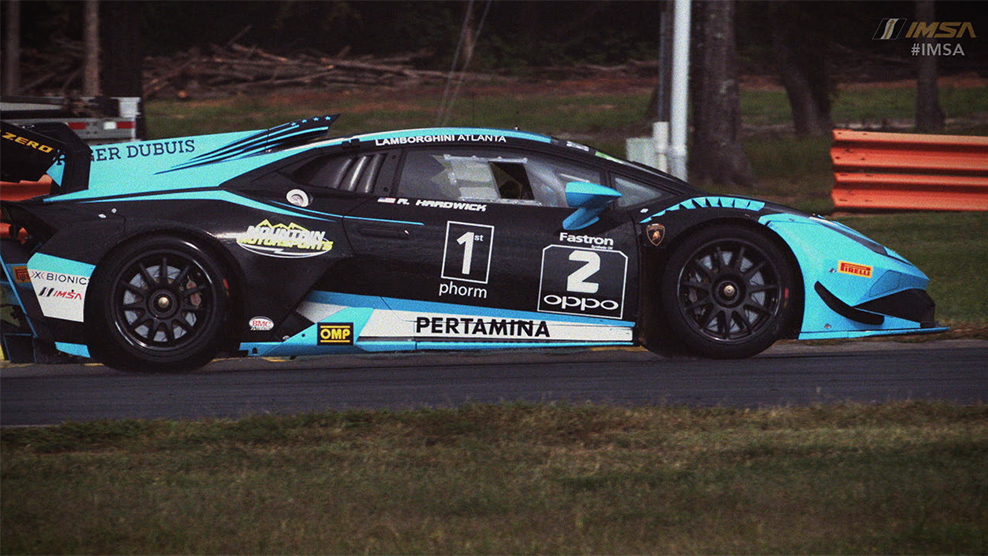 Race Preview: Lamborghini Super Trofeo Rounds 7 & 8