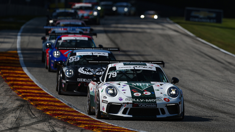 2019 Porsche GT3 Cup Challenge USA by Yokohama at Road America Race Broadcast