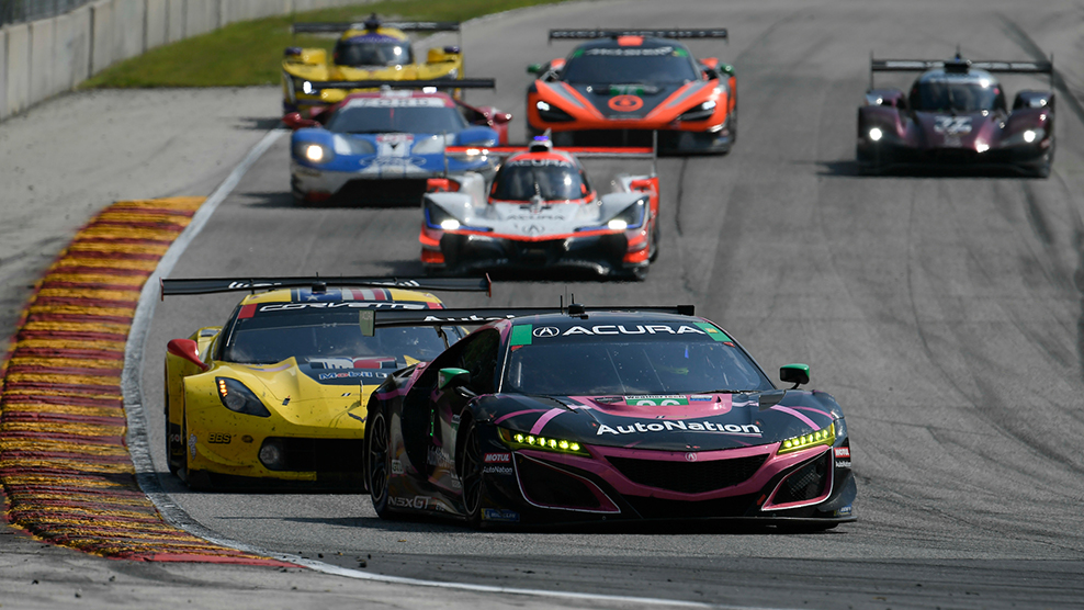 Sights And Sounds: 2019 IMSA Road Race Showcase At Road America