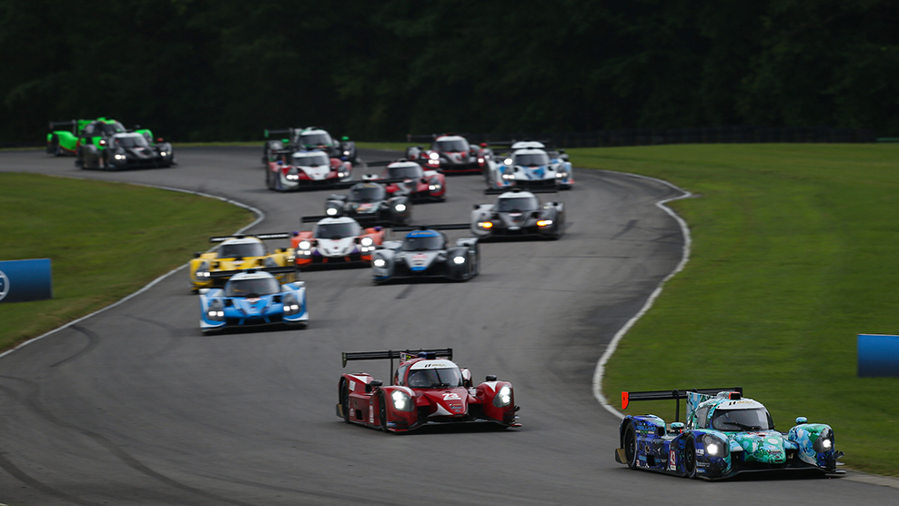 2019 IMSA Prototype Challenge at VIRginia International Raceway Race Broadcast