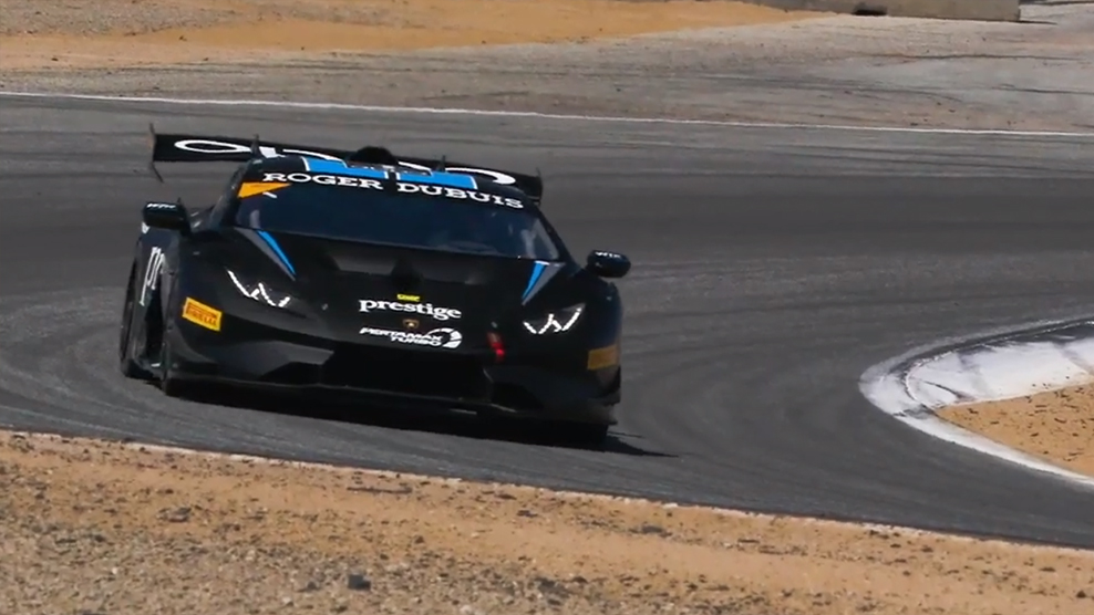 Race Preview: Lamborghini Super Trofeo Rounds 9 & 10